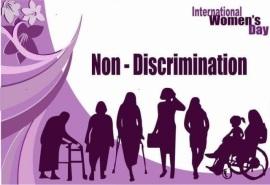 non discrimination women